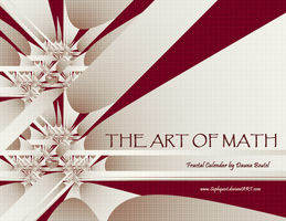 'The Art of Math' Calendar by Sophquest