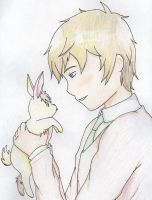 APH- Raivis by TayaNoa