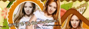 Cover Hyoyeon by choijenna1234