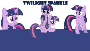 Twilight Sparkle - Cover by MsFluttershy