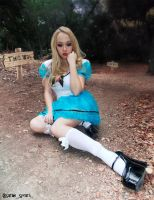 Sarah Spears Alice Cosplay by SarahDSpears