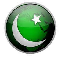 Pakistan World Logo by ArsalanKhanArtist