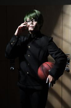 KnB- My name is Midorima Shintarou. by Haru-katayama