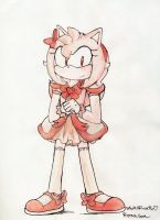 Sonamy Child-Rosalba Redesign by WhiteXRose96