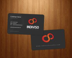 Indiviso Cards by burnsflipper by designerscouch