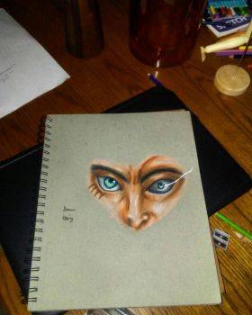 Eyes of eren Yeager by xprotector10