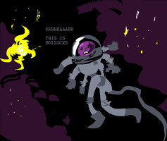 SPACEGRAPE by Spoonfayse