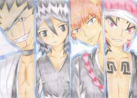 My Bleach Wallpaper by Valorie-Sonsaku