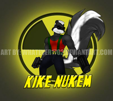 KIKE NUKEM by Whatever1702