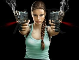 Tomb Raider Anniversary Classic by DayanaCroft