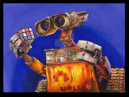 wall-e by EatToast