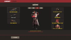 My TF2Sona - Winter Medic (ToonHUD Version) by 2K11CiNCo