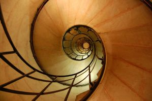 Spiral Staircase by DeborahBeeuwkes