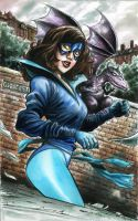 Shadowcat by funrama