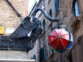 Dragons of Venice by masterlevan1