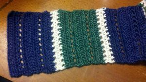 Beautiful Man Scarf 2 by energeticjen