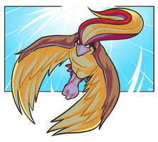 Dive Bomb! by NegaNeon