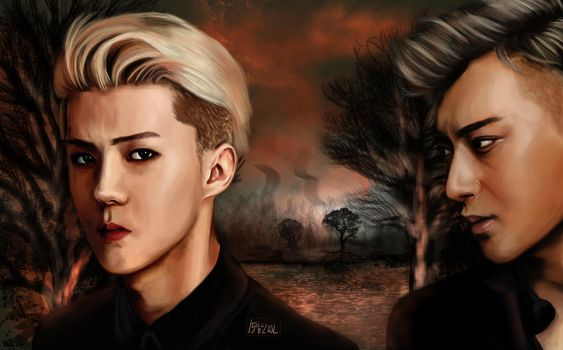 Lets find the paradise TaoHun by wikamie