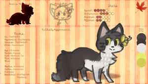 HtL: FeatherPelt | Medicine Cat by thundersnuggles