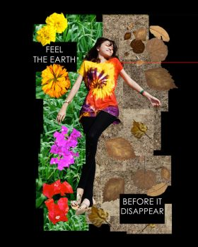 feel the earth by oxides