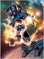 Hasbro: Galactus Art Colors by MikeDeodatoJr