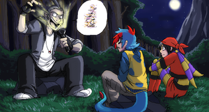 Pokeghost Stories by BechnoKid