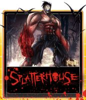 Splatterhouse by RobDuenas