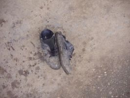 Dirty shoes 2 by Norhi