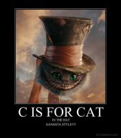 Gangsta Cat in the Hat by clickythebutton