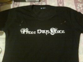 Three days grace Shirt by Luci3DG