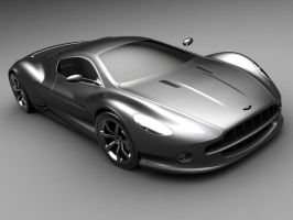 Aston Martin AMV10 by MA88