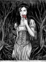 Snow White by b2rianLS