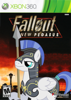 Fallout: New Pegasus by nickyv917