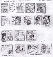 Hourly Comic Day 2010 part one by kitsuneii