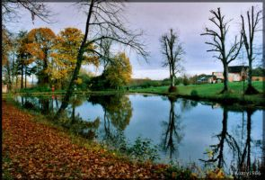 Lake Of Peace by PMUZZY1986