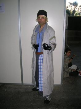 Primer cosplay 'Snow' FF XIII by Mordier