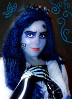 Corpse Bride Wannabe by PoisonApple88