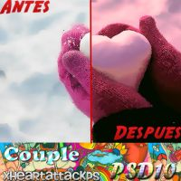 +Couple PSD by xHeartAttackPS
