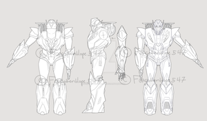 Tf oc Fate Ref 2015: WIP by ForgottenHope547