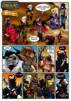 Looking For Group Libro 16 Pagina 20 Spanish by TheDrailusX