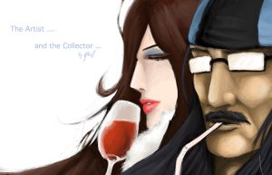CF8 Art and Collector by DyCherii
