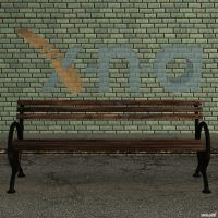 XNA Park Bench by X-N-A