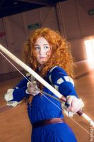 Princess Merida by Pandore11