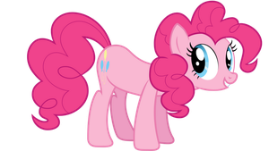 Pinkie Pie Vector by Piolet231