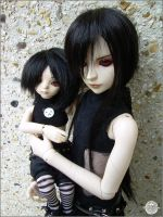 BJD :: Brothers II by BathorYume