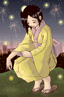 GIMME ALL YOUR LOVE HANABI by PucchiQ
