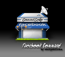 Facebook Command by wackypixel
