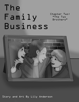 TFB Chapter Two: Cover by EveryDayArtist