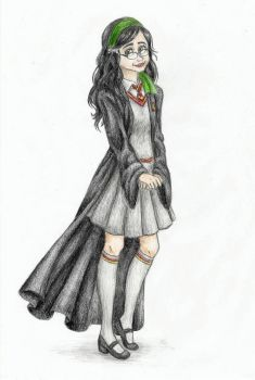 The Adventures of Harriet Potter: Year 4 - Ch29 by the-mind-of-kleinnak