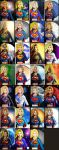 Supergirl entries lowres2 by Carl-Riley-Art